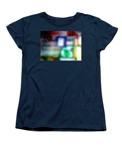 Abstraction  Women's T-Shirt (Standard Cut) by Prakash Ghai