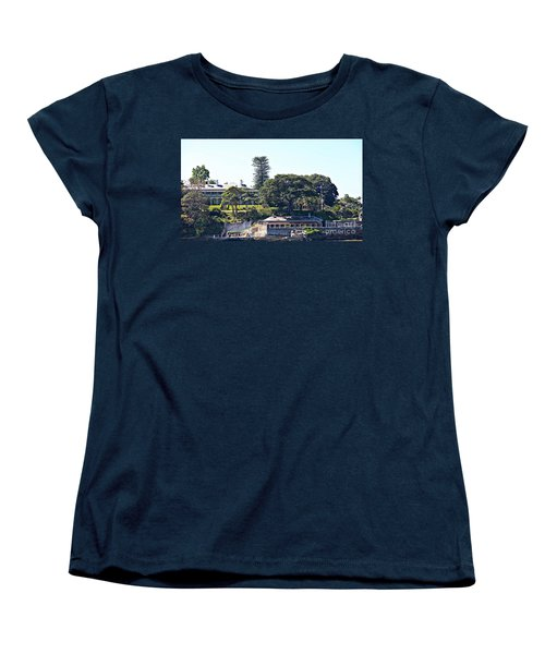 Women's T-Shirt (Standard Cut) featuring the photograph Admiralty House by Stephen Mitchell
