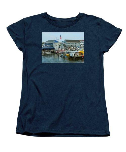 Adult Fun - Ocean City Md Women's T-Shirt (Standard Cut) by Emmy Marie Vickers