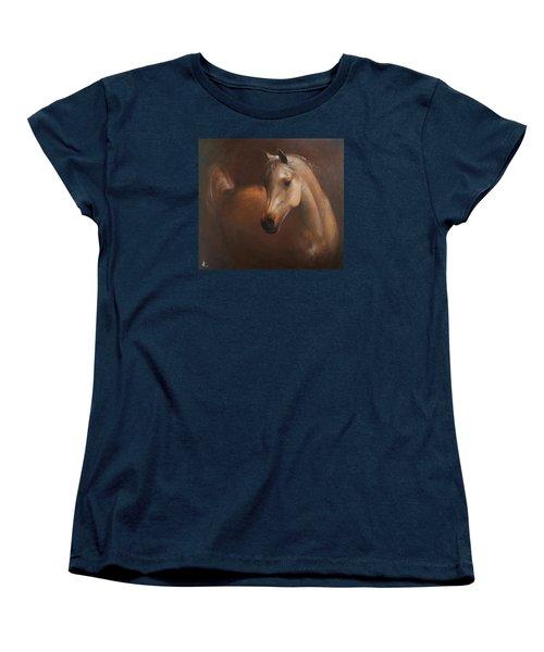 Affection Women's T-Shirt (Standard Cut) by Vali Irina Ciobanu
