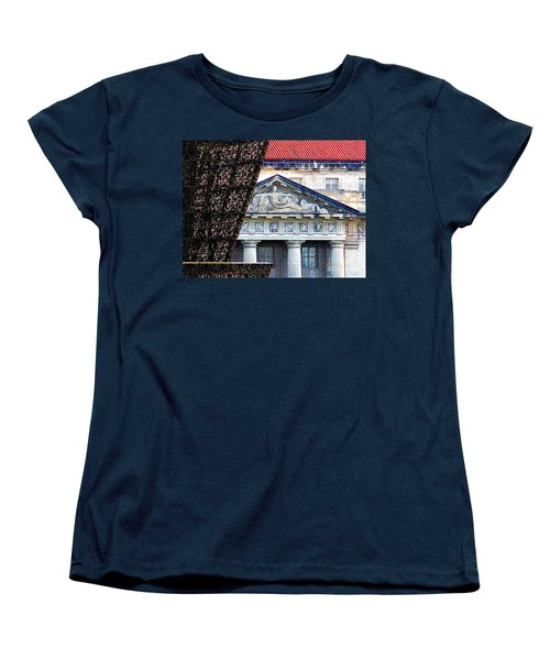 African American History And Culture 5 Women's T-Shirt (Standard Cut) by Randall Weidner