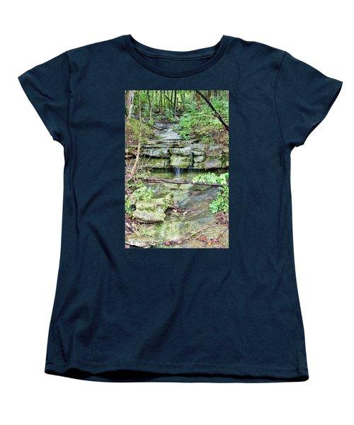 Women's T-Shirt (Standard Cut) featuring the photograph After The Rain by Cricket Hackmann