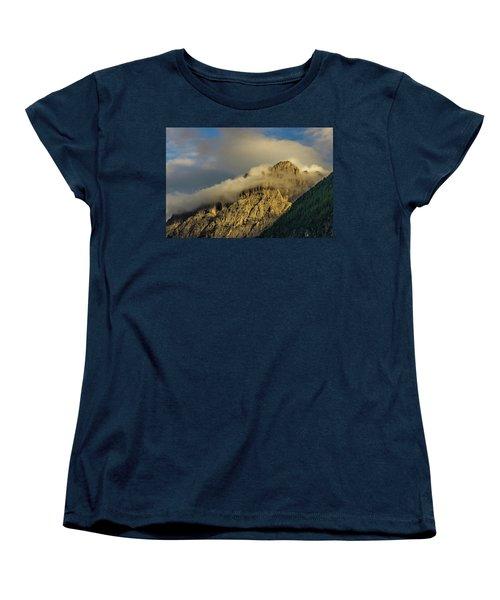 After The Rain In The Austrian Alps. Women's T-Shirt (Standard Cut)