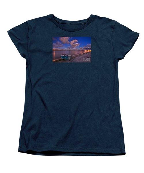 After The Rain Women's T-Shirt (Standard Cut) by Sam Antonio Photography
