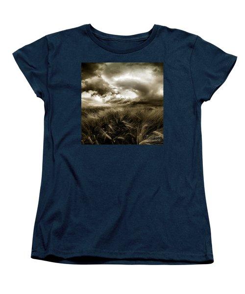 After The Storm  Women's T-Shirt (Standard Cut)
