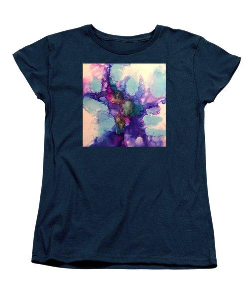 After The Storm Women's T-Shirt (Standard Cut) by Tara Moorman