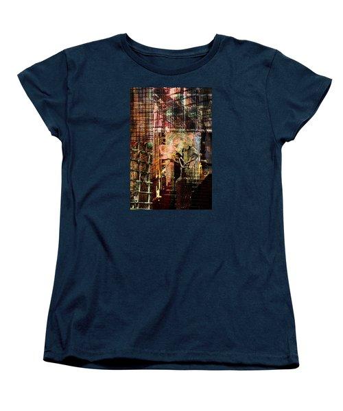 Afternoon Tea Women's T-Shirt (Standard Cut) by Don Gradner