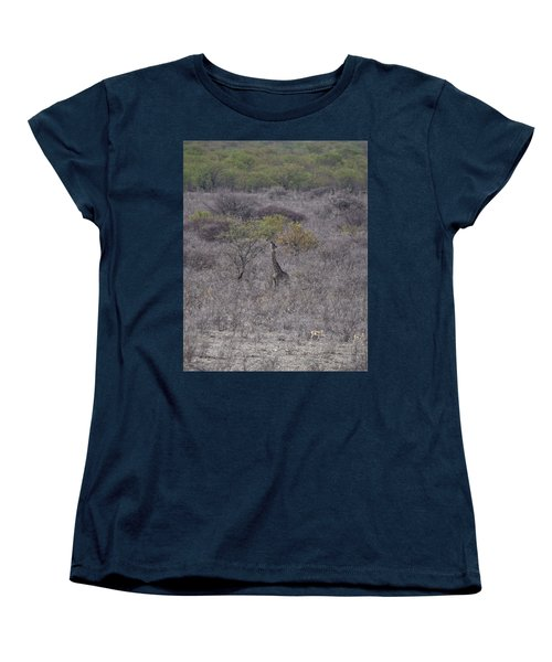 Afternoon Treat Women's T-Shirt (Standard Cut) by Ernie Echols