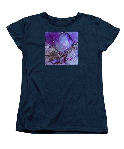 Agate Women's T-Shirt (Standard Cut) by Ruth Kamenev