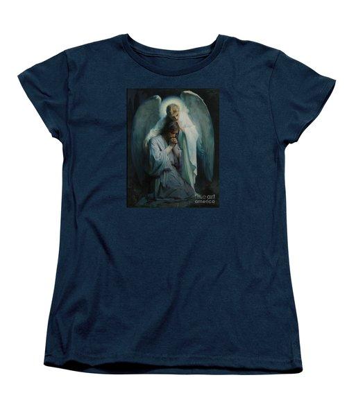 Agony In The Garden  Women's T-Shirt (Standard Cut) by Frans Schwartz