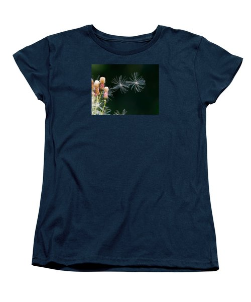 Women's T-Shirt (Standard Cut) featuring the photograph Air Dance by Leif Sohlman