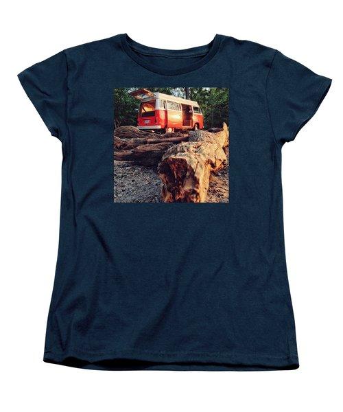 Alani By The River Women's T-Shirt (Standard Cut)
