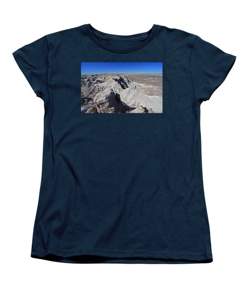 Alien Landscape Women's T-Shirt (Standard Cut) by Gary Kaylor