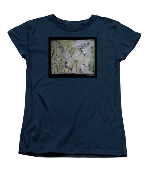 Aliens, Wild Horses, Sharks And Skeletons  Women's T-Shirt (Standard Cut) by Talisa Hartley