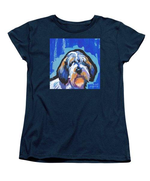 All Rhymes Pbgv Women's T-Shirt (Standard Cut) by Lea S