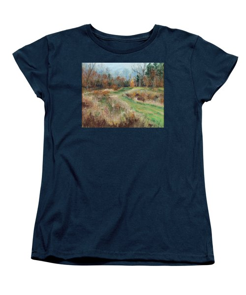 Allardale Impressions Women's T-Shirt (Standard Cut) by Lee Beuther