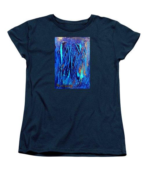Alll That Glitters Women's T-Shirt (Standard Cut)