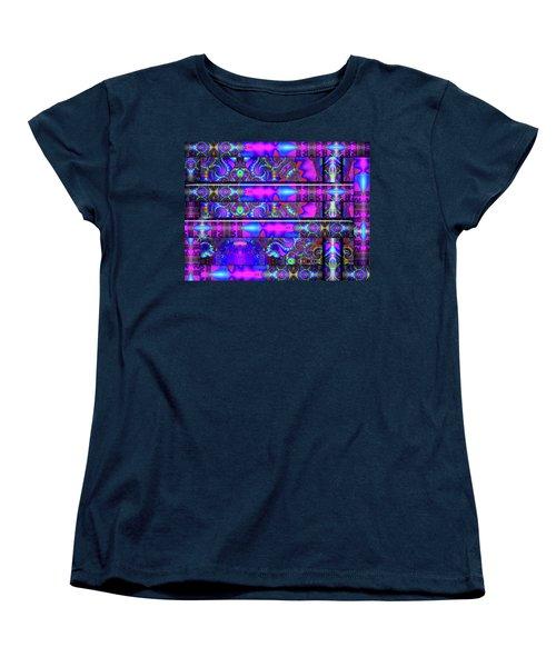 Women's T-Shirt (Standard Cut) featuring the digital art Almost Home by Robert Orinski
