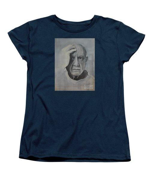 Almost Picasso Women's T-Shirt (Standard Cut)