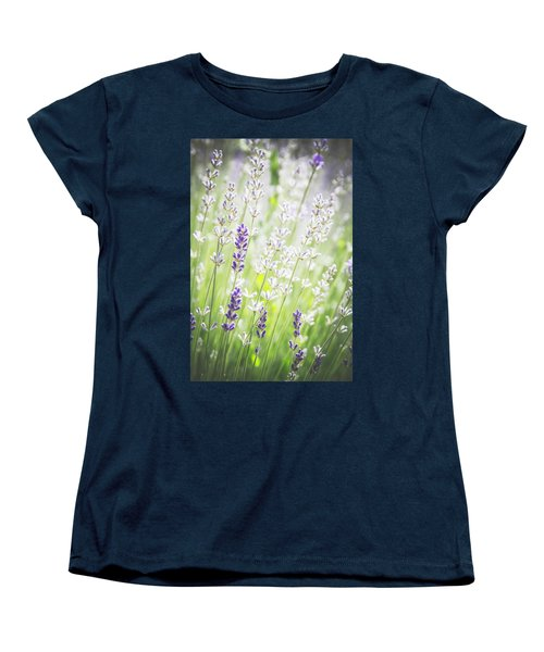 Women's T-Shirt (Standard Cut) featuring the photograph Almost Wild..... by Russell Styles