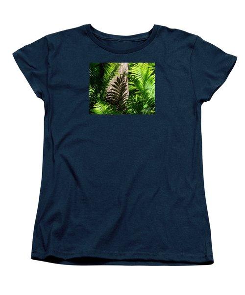 Alter Ego Women's T-Shirt (Standard Cut) by Betsy Zimmerli