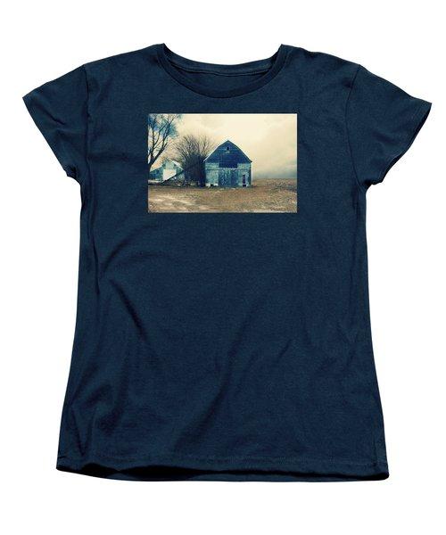 Women's T-Shirt (Standard Cut) featuring the photograph Always Work To Do by Julie Hamilton