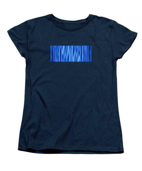 Ambient 8 Women's T-Shirt (Standard Cut) by Bruce Stanfield