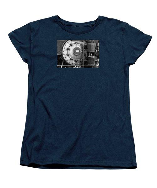 American Locomotive Company #30 Women's T-Shirt (Standard Cut)