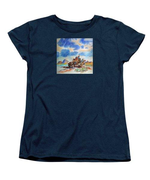 America's New Breed Women's T-Shirt (Standard Cut)