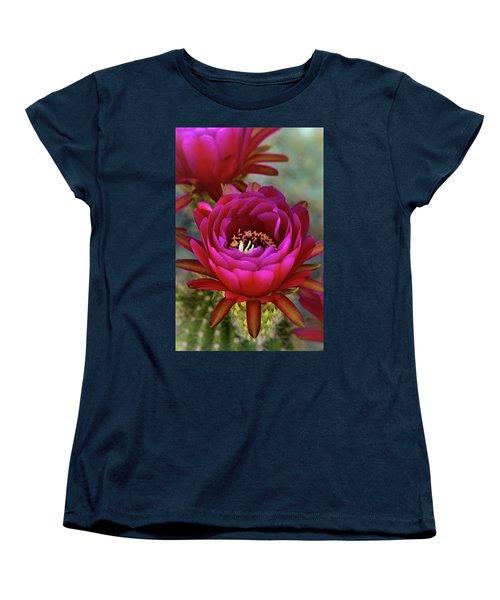 Women's T-Shirt (Standard Cut) featuring the photograph An Inner Beauty by Saija Lehtonen