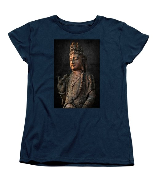 Women's T-Shirt (Standard Cut) featuring the photograph Ancient Peace by Daniel Hagerman