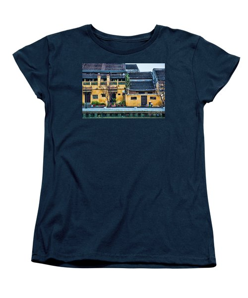 Ancient Town Hoi An Women's T-Shirt (Standard Cut) by Chuck Kuhn