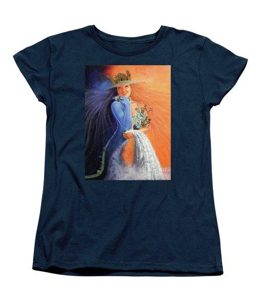 Andar La Habana' Women's T-Shirt (Standard Cut) by Jorge L Martinez Camilleri
