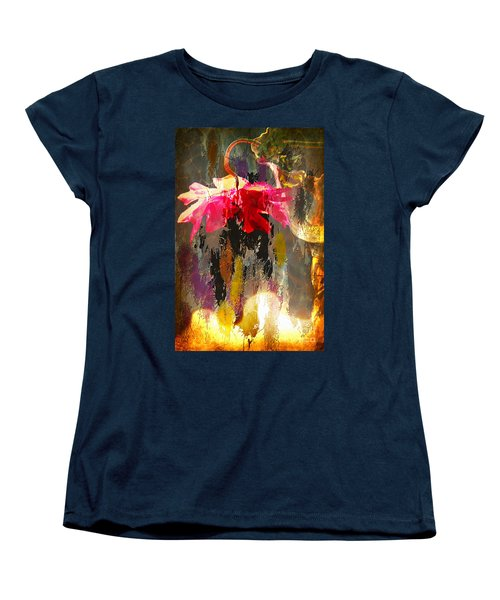 Anemone Monday Women's T-Shirt (Standard Cut) by Jolanta Anna Karolska