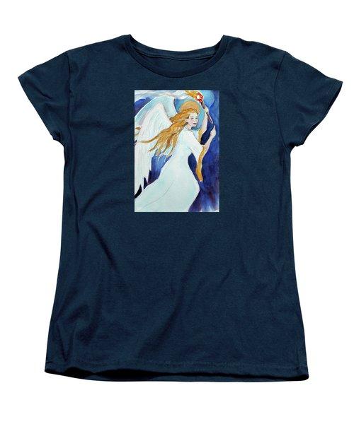 Angel Of Illumination Women's T-Shirt (Standard Cut)