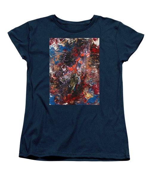 Angel Rising Women's T-Shirt (Standard Cut) by Ralph White