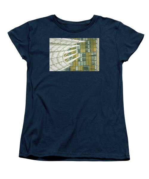 Women's T-Shirt (Standard Cut) featuring the photograph Angle by Bobby Villapando