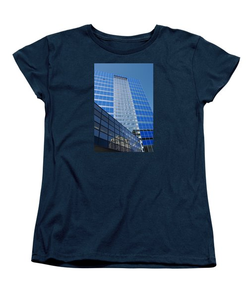 Angles Women's T-Shirt (Standard Cut) by Elvira Butler