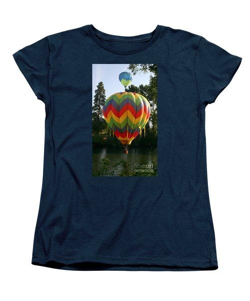 Another Bright Idea Women's T-Shirt (Standard Cut) by Marie Neder