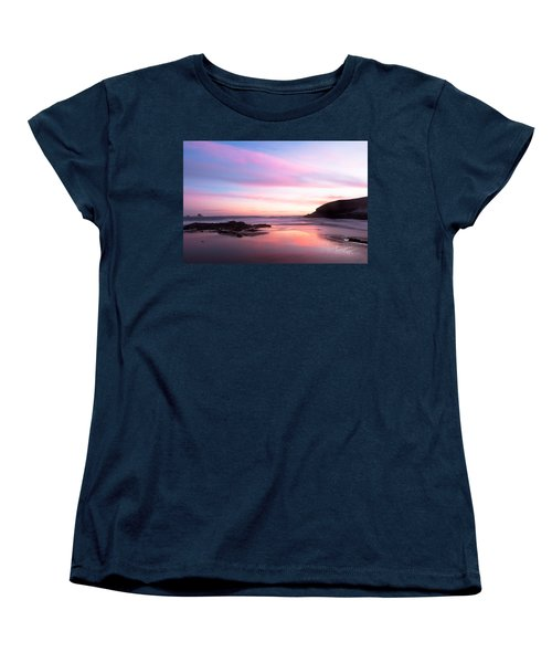 Another Dawn Women's T-Shirt (Standard Cut) by Catherine Lau
