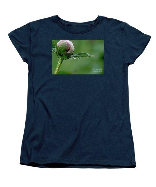 Another Rainy Day Women's T-Shirt (Standard Cut) by Yumi Johnson