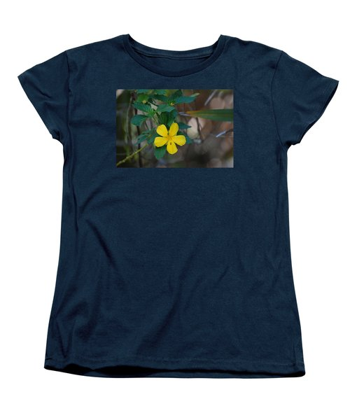 Women's T-Shirt (Standard Cut) featuring the photograph Ant Flowers by Rob Hans