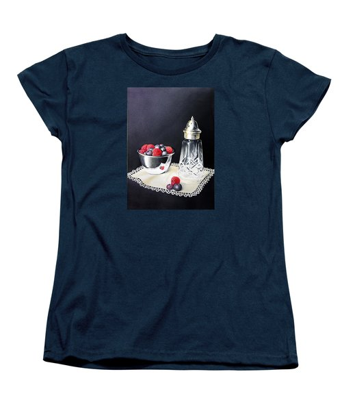 Antique Sugar Shaker Women's T-Shirt (Standard Cut) by Brenda Brown