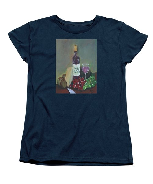 Aperitif And Appetizer Ingredients Women's T-Shirt (Standard Cut)