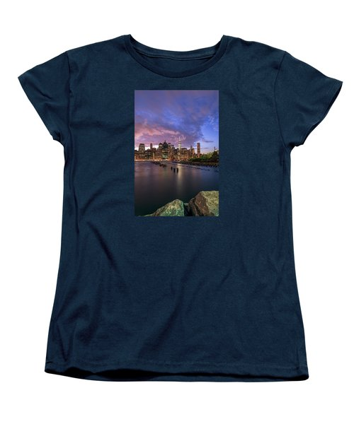 Women's T-Shirt (Standard Cut) featuring the photograph Apocalypse by Anthony Fields