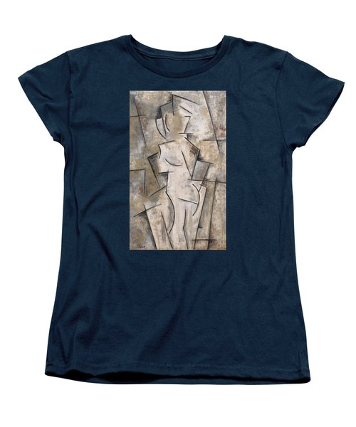 Apparition Women's T-Shirt (Standard Cut) by Trish Toro