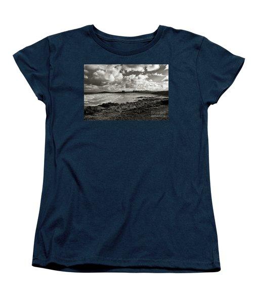 Approaching Storm Women's T-Shirt (Standard Cut) by Nicholas Burningham