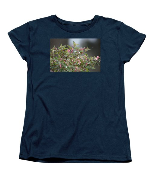 April Showers 10 Women's T-Shirt (Standard Cut) by Antonio Romero