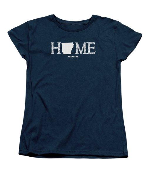 Ar Home Women's T-Shirt (Standard Cut) by Nancy Ingersoll