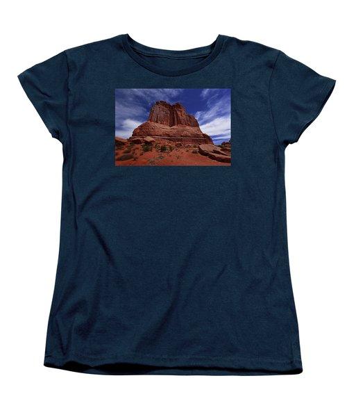 Arches Scene 2 Women's T-Shirt (Standard Cut)